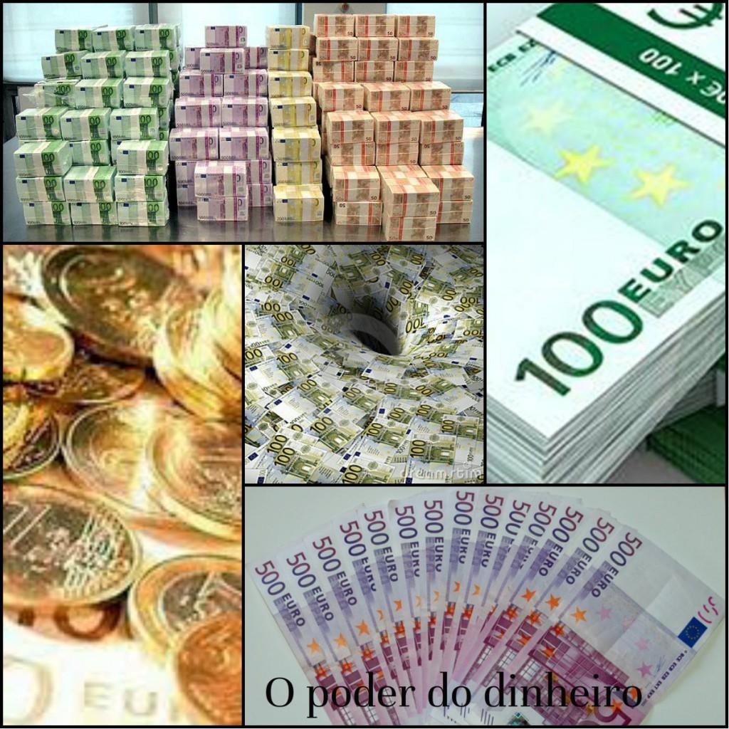 O poder de dinheiro