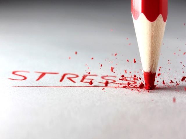 A GESTÃO DE STRESS…